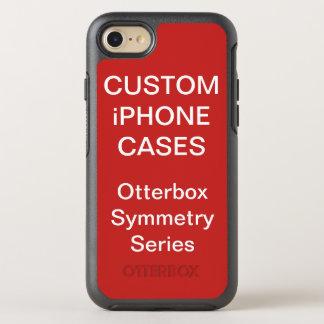 Coque Otterbox Symmetry Pour iPhone 7 La coutume a personnalisé l'iPhone d'Otterbox 8/7