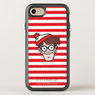 Coque Otterbox Symmetry Pour iPhone 7 Là où est Waldo faites face