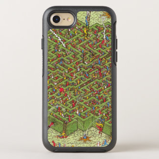 Coque Otterbox Symmetry Pour iPhone 7 Là où est Waldo grand échappez-vous