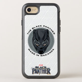 Coque Otterbox Symmetry Pour iPhone 7 La panthère noire | a fait dans Wakanda