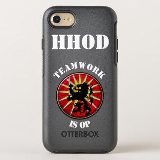 Coque Otterbox Symmetry Pour iPhone 7 le HHOD-travail d'équipe est OP - le cas iPhone7