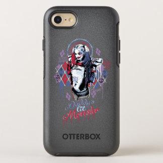Coque Otterbox Symmetry Pour iPhone 7 Le peloton de suicide | Harley Quinn a encré le