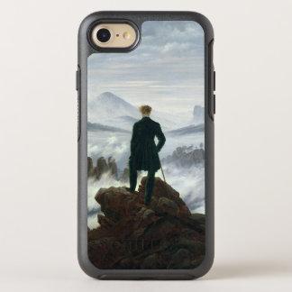 Coque Otterbox Symmetry Pour iPhone 7 Le vagabond au-dessus de la mer du brouillard,