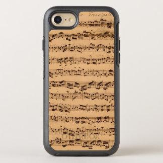 Coque Otterbox Symmetry Pour iPhone 7 Les concerts de Brandenburger, No.5 D-Dur, 1721