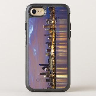 Coque Otterbox Symmetry Pour iPhone 7 Les Etats-Unis, l'Illinois, Chicago, horizon de
