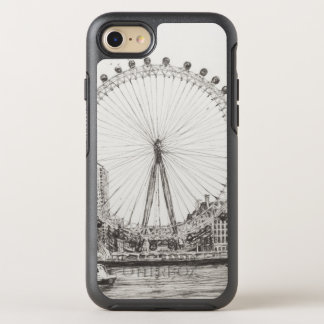 Coque Otterbox Symmetry Pour iPhone 7 L'oeil 30/10/2006 de Londres