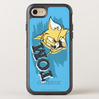 Coque Otterbox Symmetry Pour iPhone 7 Logo bleu et jaune de Tom