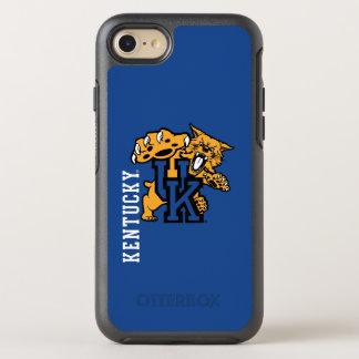 Coque Otterbox Symmetry Pour iPhone 7 Logo de chats sauvages du Kentucky  