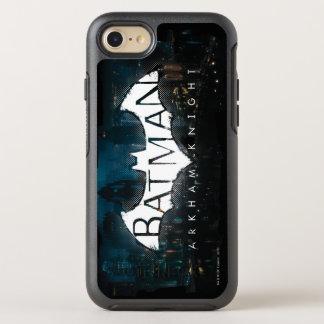 Coque Otterbox Symmetry Pour iPhone 7 Logo de Gotham de chevalier de Batman Arkham