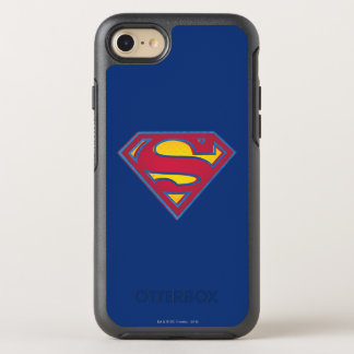 Coque Otterbox Symmetry Pour iPhone 7 Logo de point du S-Bouclier | de Superman