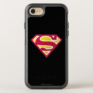 Coque Otterbox Symmetry Pour iPhone 7 Logo de points affligé par | de S-Bouclier de