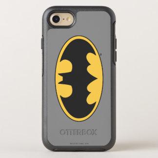 Coque Otterbox Symmetry Pour iPhone 7 Logo ovale 4 du symbole | de Batman