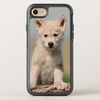Coque Otterbox Symmetry Pour iPhone 7 Loups de bébé