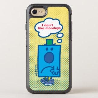 Coque Otterbox Symmetry Pour iPhone 7 M. Grumpy | je n'aime pas la bulle de pensée de