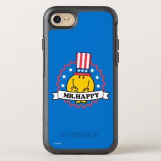 Coque Otterbox Symmetry Pour iPhone 7 M. Happy Election Seal