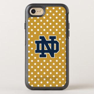 Coque Otterbox Symmetry Pour iPhone 7 Mini pois de Notre Dame |