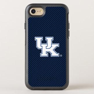 Coque Otterbox Symmetry Pour iPhone 7 Motif BRITANNIQUE de fibre de carbone du Kentucky