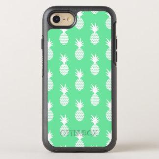 Coque Otterbox Symmetry Pour iPhone 7 Motif de menthe d'ananas