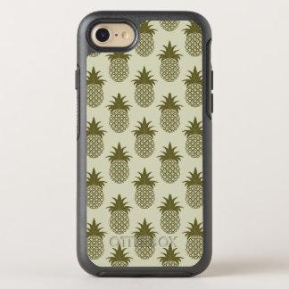 Coque Otterbox Symmetry Pour iPhone 7 Motif kaki d'ananas