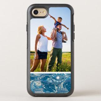Coque Otterbox Symmetry Pour iPhone 7 Motif tropical de mer de photo