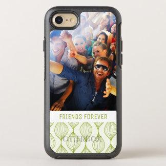 Coque Otterbox Symmetry Pour iPhone 7 Motif vert d'Ogee de photo et de textes