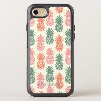 Coque Otterbox Symmetry Pour iPhone 7 Motif vintage 2 d'ananas