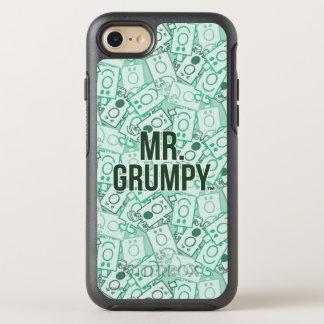Coque Otterbox Symmetry Pour iPhone 7 Nom de M. Grumpy | et motif verts de lancer de