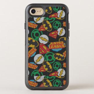 Coque Otterbox Symmetry Pour iPhone 7 Noyau 2 suprêmes de JL