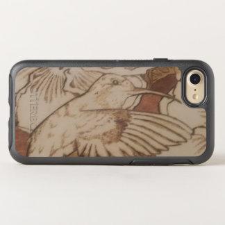 Coque Otterbox Symmetry Pour iPhone 7 Oiseau de ronflement de ketmie