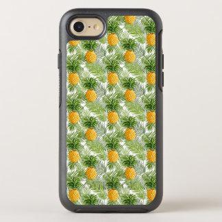Coque Otterbox Symmetry Pour iPhone 7 Palmettes et ananas tropicaux