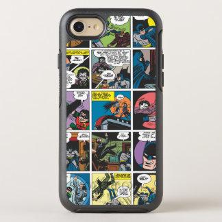 Coque Otterbox Symmetry Pour iPhone 7 Panneau comique 5x5 de Batman