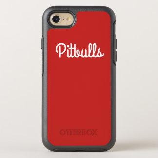 Coque Otterbox Symmetry Pour iPhone 7 Pitbulls