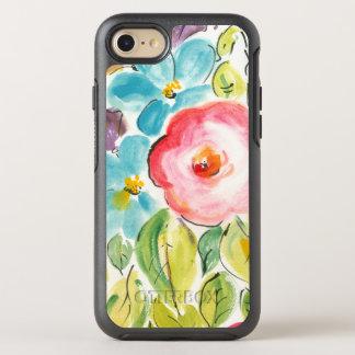 Coque Otterbox Symmetry Pour iPhone 7 Plaisir II de fleur