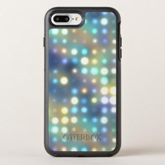 Coque Otterbox Symmetry Pour iPhone 7 Plus Abrégé sur lampes au néon de Patel