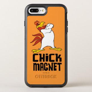Coque Otterbox Symmetry Pour iPhone 7 Plus Aimant de poussin