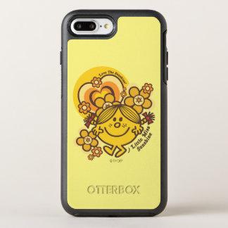 Coque Otterbox Symmetry Pour iPhone 7 Plus Aimez les fleurs du soleil | et les colorez