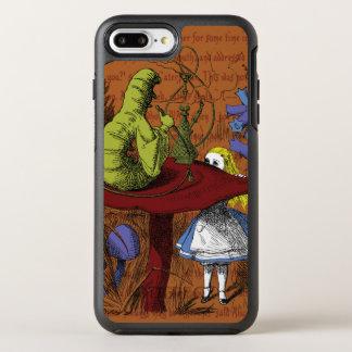 Coque Otterbox Symmetry Pour iPhone 7 Plus Alice au pays des merveilles | qui sont vous ?