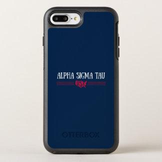 Coque Otterbox Symmetry Pour iPhone 7 Plus Alpha Tau Etats-Unis de sigma