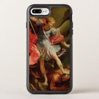 Coque Otterbox Symmetry Pour iPhone 7 Plus Arkhangel Michael défaisant Satan