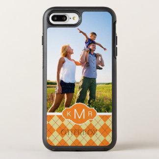 Coque Otterbox Symmetry Pour iPhone 7 Plus Arrière - plan de photo et de chandail de