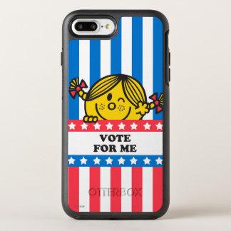Coque Otterbox Symmetry Pour iPhone 7 Plus Bannière 4 de Mme Sunshine Vote For Me