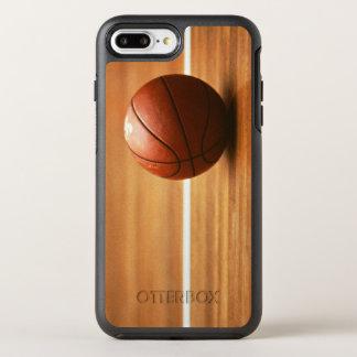 Coque Otterbox Symmetry Pour iPhone 7 Plus Basket-ball