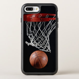 Coque Otterbox Symmetry Pour iPhone 7 Plus Basket-ball dans le cercle