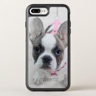 Coque Otterbox Symmetry Pour iPhone 7 Plus Bouledogue français impertinent