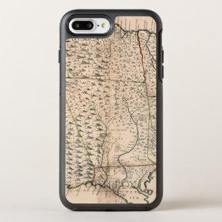Coque Otterbox Symmetry Pour iPhone 7 Plus CARTE : La JAMAÏQUE, 1755 2