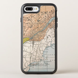 COQUE OTTERBOX SYMMETRY POUR iPhone 7 PLUS CARTE : LE CANADA ORIENTAL