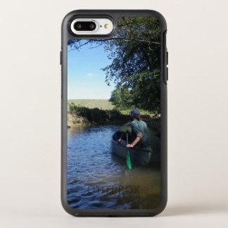 Coque Otterbox Symmetry Pour iPhone 7 Plus Cas d'Otterbox de canoë