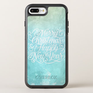 Coque Otterbox Symmetry Pour iPhone 7 Plus Cas élégant de Noël et de téléphone de la nouvelle