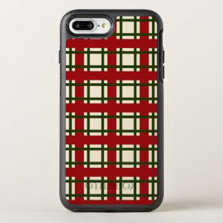 Coque Otterbox Symmetry Pour iPhone 7 Plus Cas élégant de téléphone du motif | de Noël de