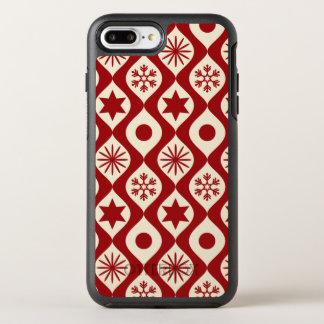 Coque Otterbox Symmetry Pour iPhone 7 Plus Cas élégant de téléphone du motif | d'ornements de